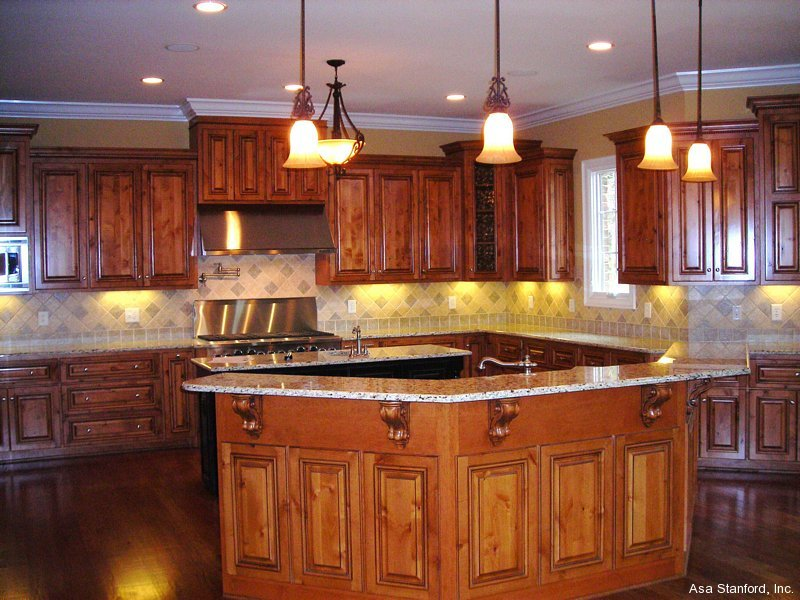 Kitchen remodel hire her home improvements inc for Home kitchen renovation